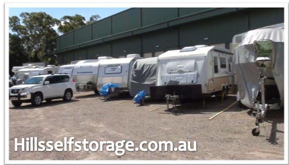 Secure Boat & Caravan Storage Facility in Sydney
