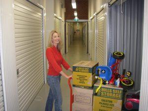 Personal Storage Units