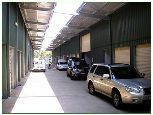Big Driveway Facilities