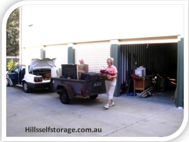 Personal Storage in Galston