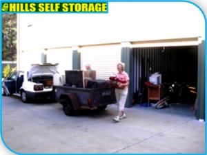 Personal Storage Facility