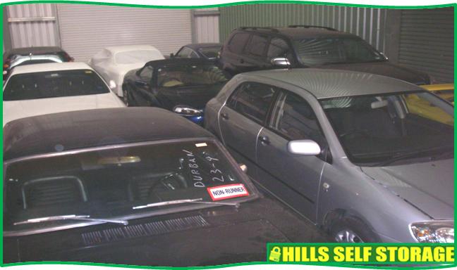 Car Storage Sydney