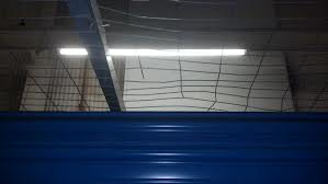 Wire Mesh Roofs in Self Storage Facilities