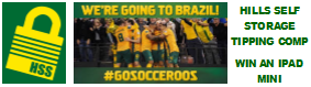 Hills Self Storage World Cup Tipping Competition