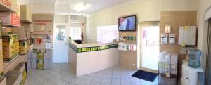 Hills Self Storage Reception Area in Kings Park/ Blacktown