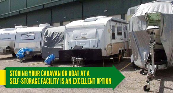 Caravan Storage Facilities