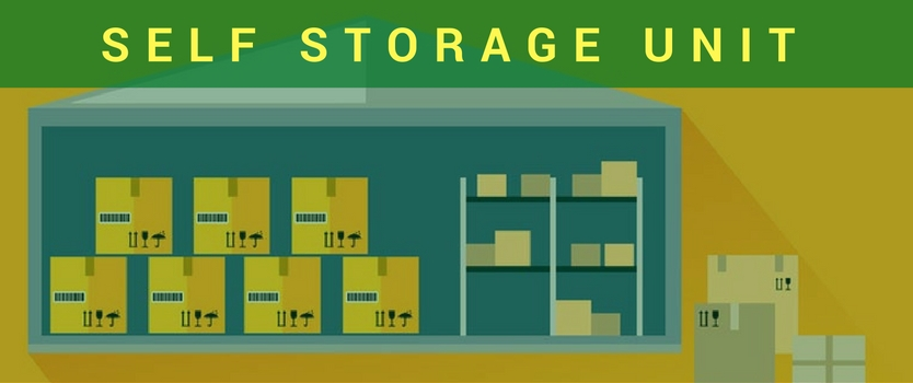 Use a Self Storage