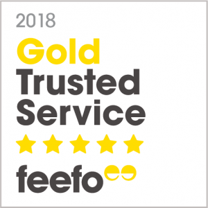 Hills Self Storage Feefo Award 2018
