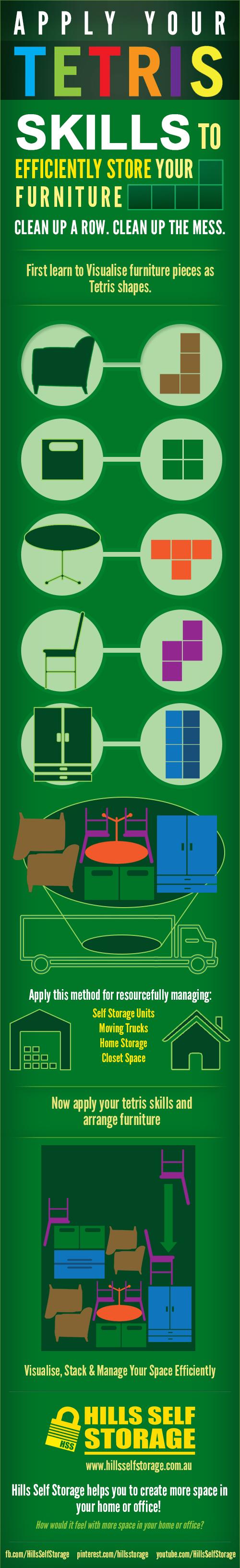 Furniture Storage Tips