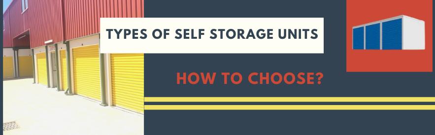 Types-of-Self-storage-Unit