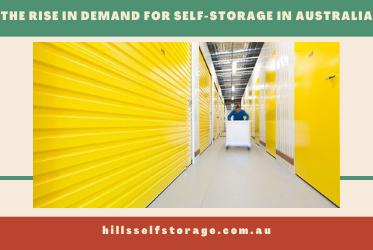 Self Storage is Growing So Fast