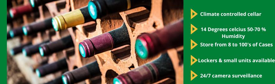 Wine-storage-facility